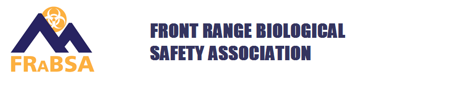 Front Range Biological Safety Association